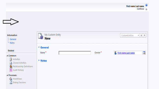 Working with CRM Forms in IFrame in CRM 2011 (1/4)