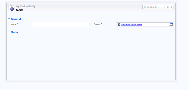 Working with CRM Forms in IFrame in CRM 2011 (2/4)