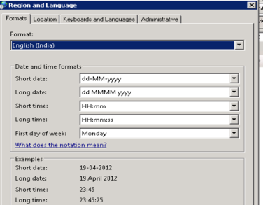 DateTime Parameter Issue in SSRS (The date/time format is not valid