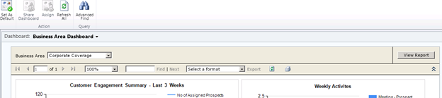 Hiding Tool Bar from the SSRS Report while using them in Dashboard (CRM 2011) (3/4)