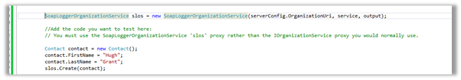 Updated SOAPLogger for CRM 2013 to generate JavaScript (1/2)