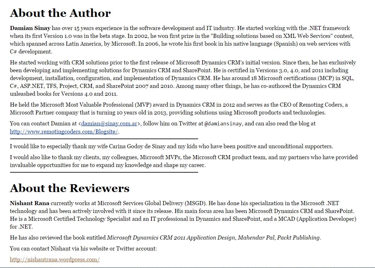 Books Reviewed Nishant Ranas Weblog