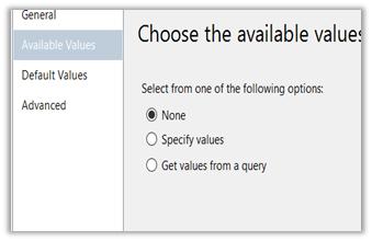 Sample Fetch XML Report using Multivalued Parameter (in