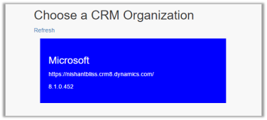 Using Advanced Rest Client with Web API in CRM 2016