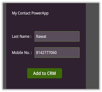 PowerApps in CRM 2016 (Microsoft Dynamics 365) | Nishant