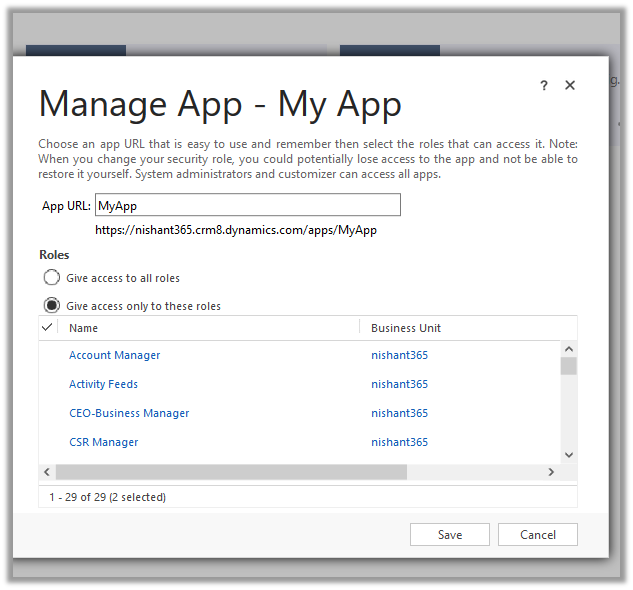 Dynamic Sitemap: Create Apps In Dynamics 365 Using New App Designer And Site Map Designer In Dynamics 365