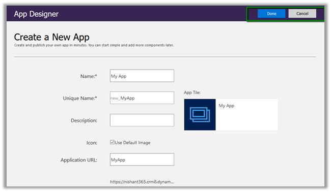 Create apps in dynamics 365 using new app designer and for Who can design an app for me
