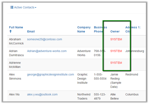 Using Custom JavaScript field on Entity List to add JavaScript in