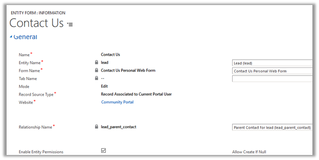 Configuring Note for Entity Form in Portal in Dynamics 365 ...