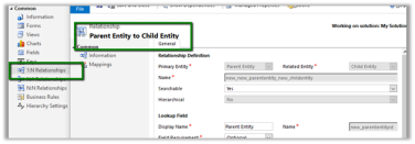 Understanding Parental Scope in Entity Permission in Portal