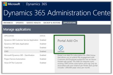 Partner Field Service Portal in Dynamics 365  | Nishant