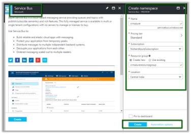 Configure Dynamics 365 and Azure Service Bus Integration