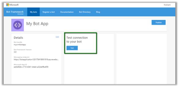 Publishing Bot to Azure and adding it to Skype (Microsoft Bot