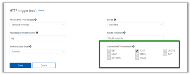 """Starting with a simple Hello """"World"""" Azure Functions 