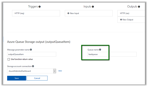Calling Azure Functions Genericwebhook Csharp From Crm