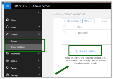 Using Shared Mailbox and Queue in CRM for implementing generic email
