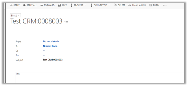 how to create a generic email address in exchange