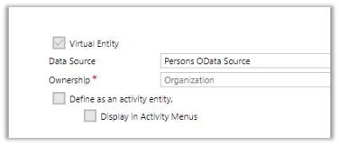 Configuring Virtual Entity in Dynamics 365 | Nishant Rana's