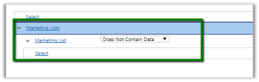 "Implementing ""Does not contain data"" for N – N relationships"