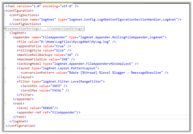 Using log4net with Azure WebJobs | Nishant Rana's Weblog