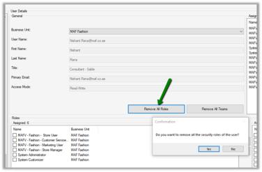 User Security Manager – My first XrmToolBox Plugin   Nishant Rana's