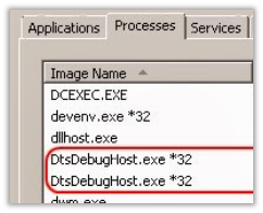 The process cannot access the file  ispac because it is