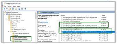 Fixed – Windows 10 Remote Desktop (RDP) not saving