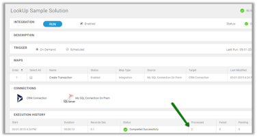 Scribe Online: Working with Lookup block – Dynamics 365 CE | Nishant