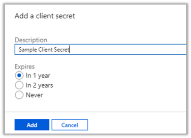 Connect to Dynamics 365 Web API using OAuth 2 0 – Client