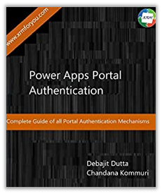 Book summary: PowerApps Portals Authentication