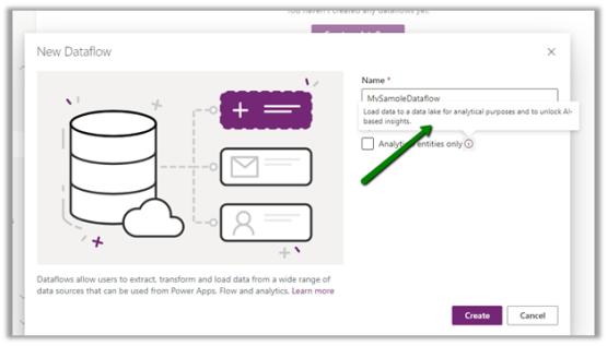 Power Platform dataflows