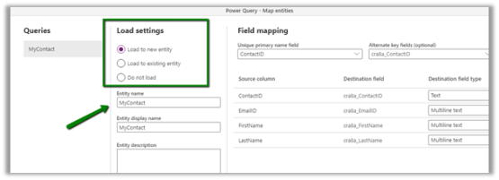 Load data from SQL On-Premise to CDS (Common Data Service) using Power Platform dataflows
