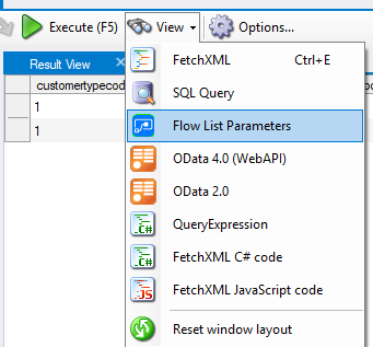 CDS List Records Filter Query using Flow