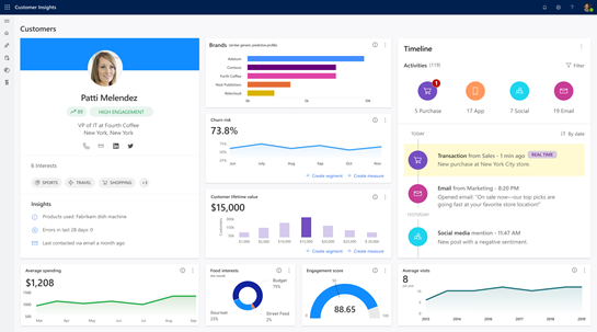 How to create a unified profile (Golden Customer Record) using Dynamics 365 Customer Insights – Part1