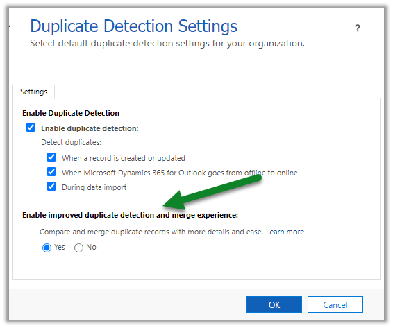 Improved duplicate detection and merge experience in Dynamics 365 for Sales– 2020 Release Wave2