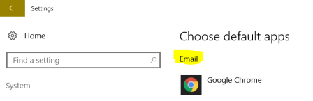 email-settings